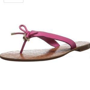 Kate spade sandal flip flop bow NewYork nova bow 8